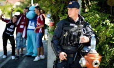 Ευρωμπάσκετ 2013: Αυξημένα μέτρα ασφαλείας (photos)