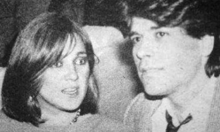 Θυμηθείτε το γάμο της Ρούλας Κορομηλά με τον Πάνο Μιχαλόπουλο πριν 25 χρόνια