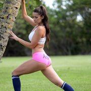 Γυμναστική με την… Anais Zanotti