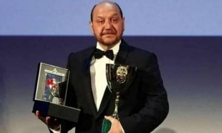 Θέμης Πάνου: Τι λέει για το βραβείο που κέρδισε το Φεστιβάλ της Βενετίας