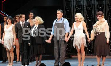 Λαμπερή πρεμιέρα για την παράσταση Chicago!