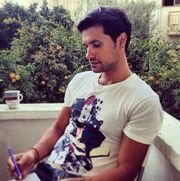 Ανδρέας Κοντόπουλος: Έγραψε έργο για την αγαπημένη του