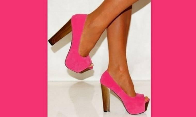 Πώς να ανοίξετε τα στενά παπούτσια μέχρι και ένα νούμερο!