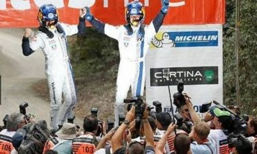 WRC: Μία… γκαζιά για τον τίτλο