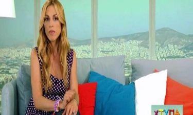 Ντορέττα Παπαδημητρίου: Έκανε πρεμιέρα σήμερα η εκπομπή «Χτύπα ξύλο»