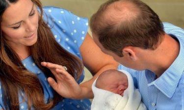 Kate Middleton-William: Το πρώτο ταξίδι του γιου τους
