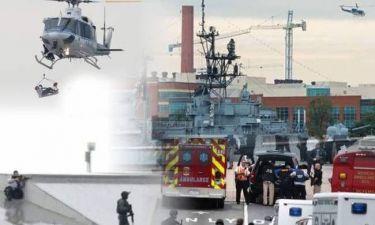 Ουάσινγκτον: Νεκροί και τραυματίες από ένοπλη επίθεση σε ναυτική βάση