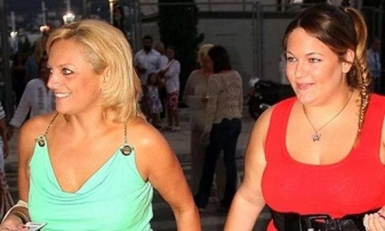 Χριστίνα Λαμπίρη: To τρυφερό μήνυμα για την κόρη της!