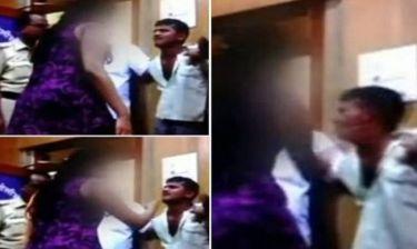 Βίντεο: Δεν άντεξε και ξυλοκόπησε τον βιαστή της μόλις τον αντίκρισε