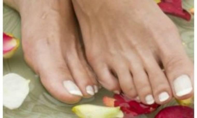 Βότκα κατά της δυσοσμίας των ποδιών!