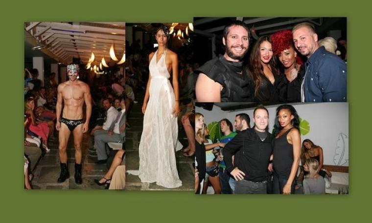 Ένα διαφορετικό fashion show