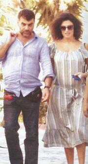 Βαξεβάνης-Μερκούρη: Ζουν σαν παντρεμένοι μετά από επτά μήνες σχέση!