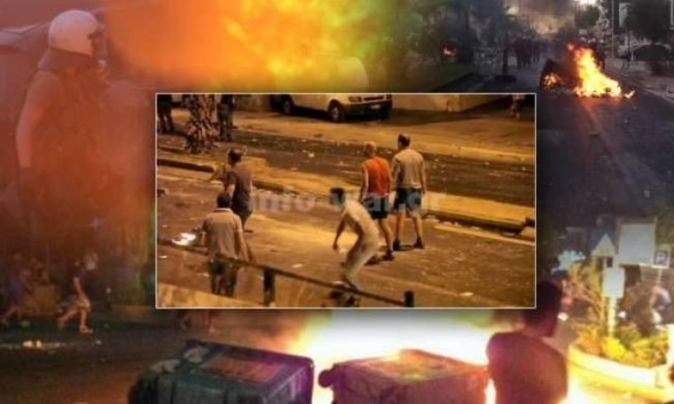 Βίντεο με τα επεισόδια στο Κερατσίνι προκαλεί «σεισμό» στο διαδίκτυο
