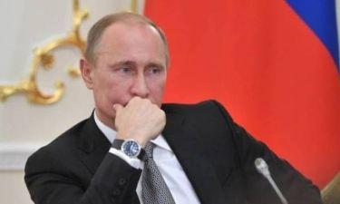 Πούτιν: Δικάζουν τον Μπερλουσκόνι γιατί δεν είναι ομοφυλόφιλος