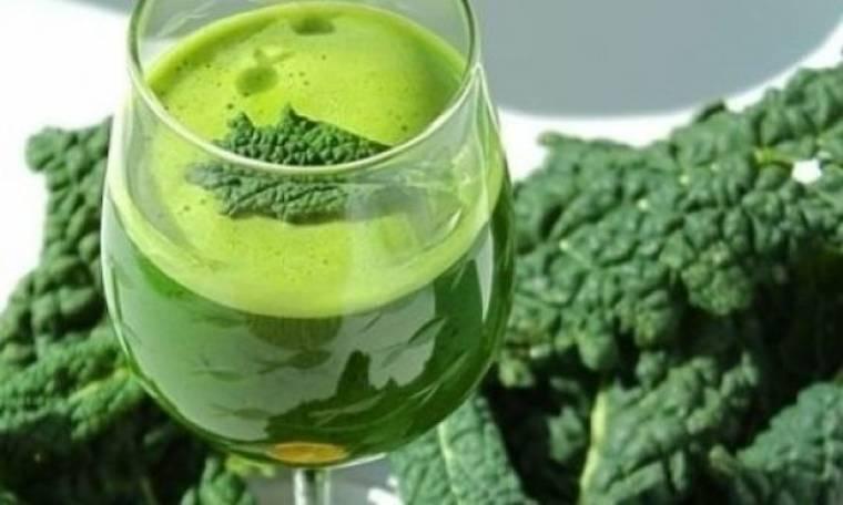 Θέλετε να χάσετε κιλά; Φτιάξτε αυτόν τον detox χυμό!