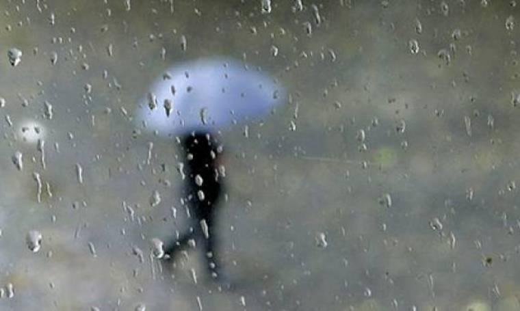 Βροχές, βοριάδες και πτώση της θερμοκρασίας το Σάββατο