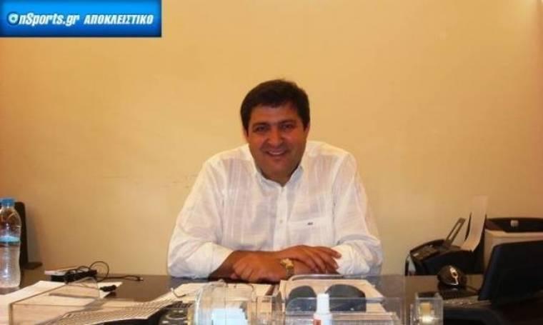 Παπακωνσταντίνου στο Onsports: «Αναβάθμιση 99 στη Γ' Εθνική»
