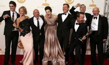 Βραβεία Emmy 2013: Aυτοί είναι οι μεγάλοι νικητές