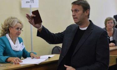 Ο Αλεξέι Ναβάλνι «κάρφωσε» στο διαδίκτυο τον δεύτερο γάμο του Πούτιν