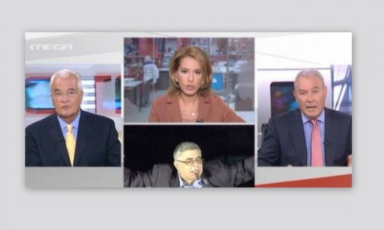 Το ΕΣΡ καλεί σε απολογία το Μega επειδή δεν προβάλλει τις πολιτικές απόψεις της Χρυσής Αυγής