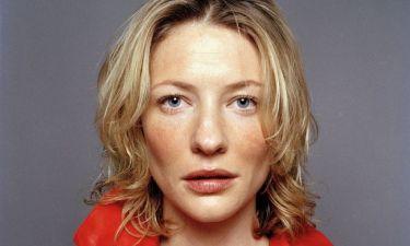 Cate Blanchett: «Δεν θέλω ν' αλλάξω το πρόσωπό μου»