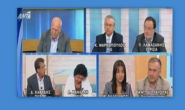 Παραλίγο να αποχωρήσει η Λιάνα Κανέλλη από την εκπομπή «Πρωινό Ant1»
