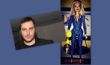 Beyonce: Έγινε κούκλα με το φόρεμα του Βρεττού Βρεττάκου!