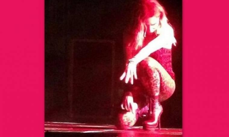 Δέσποινα Βανδή: Εικόνες από την χθεσινοβραδινή της συναυλία στη Μεσσήνη!