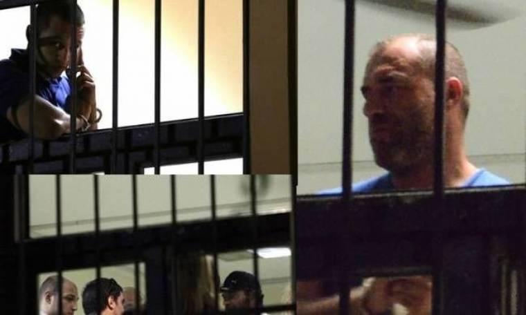 Η πρώτη νύχτα στο κελί για τους βουλευτές της Χρυσής Αυγής