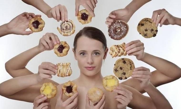Οι 5 λόγοι που υποκύπτουμε στους διατροφικούς πειρασμούς