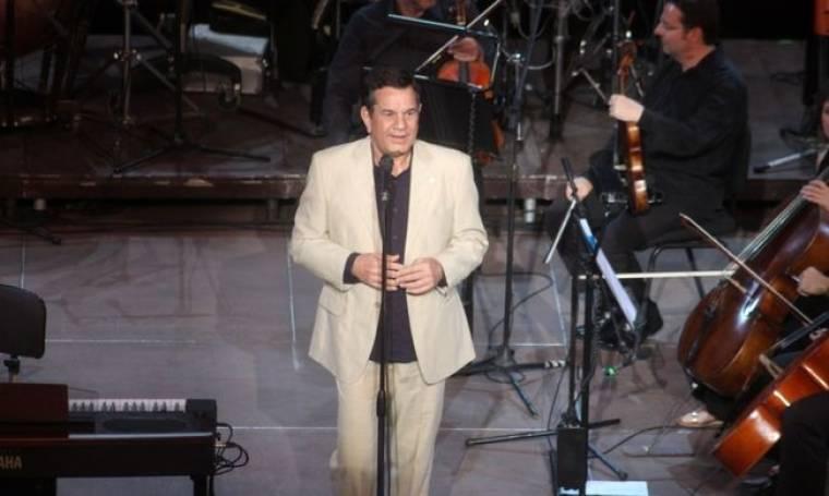 Η συναυλία του Σταμάτη Σπανουδάκη στο Ηρώδειο