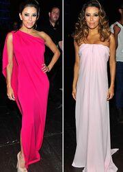 Eva Longoria: Φόρεσε σε μία βραδιά οκτώ τουαλέτες!