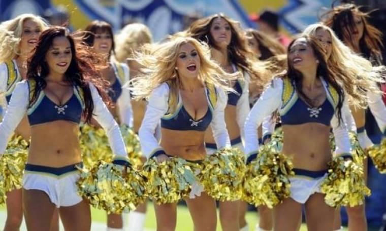 NFL: Οι Cheerleaders της 4ης αγωνιστικής (photos)