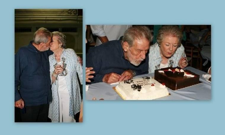 Γενέθλια και επέτειος γάμου για τον Γιάννη Βόγλη