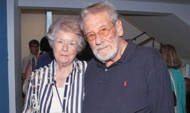 Χρυσή επέτειος για τον Γιάννη Βόγλη και τη σύζυγό του