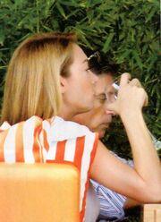 Ευαγγελάτος- Στεφανίδου: Γεύμα για δυο στην Κηφισιά