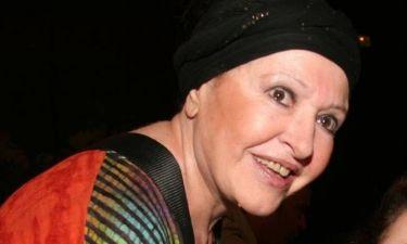Μάρθα Καραγιάννη: «Έχω κάνει βλεφαροπλαστική στα πενήντα μου»