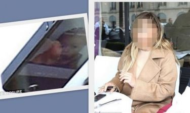Διάσημη μαμά άφησε σε κοινή θέα το κινητό της και αποκαλύφθηκε το πρόσωπο του μωρού της!