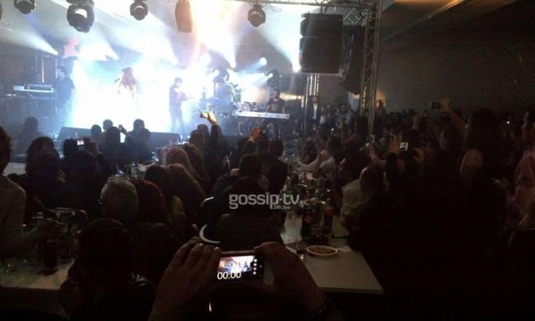 Φωτό: Μαζί με την Πάολα στις συναυλίες της Γερμανίας… (Nassos blog)