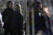 Εθεάθη να φιλιέται… Και δεν ήταν η σύντροφός του! (φωτό)