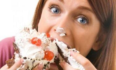 Είσαστε λαίμαργοι; 4 συμβουλές για να τρώτε λιγότερο!