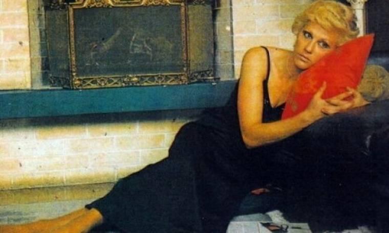 Η σταρ Ζωή Λάσκαρη σε φωτογράφιση μόδας 41 χρόνια πριν!