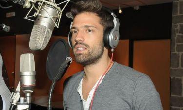 Κωνσταντίνος Αργυρός: Ηχογραφεί την νέα του επιτυχία!