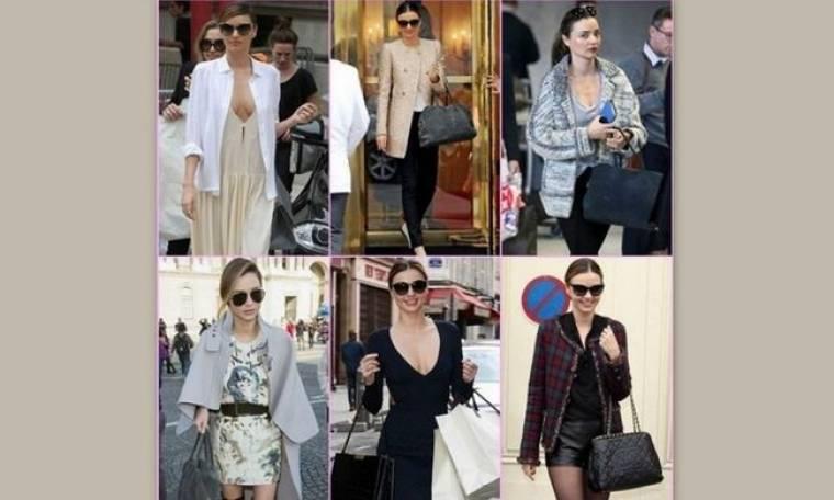 Τα… 14 οutfits της Miranda Kerr στο Paris Fashion Week, είναι το ένα καλύτερο από το άλλο!