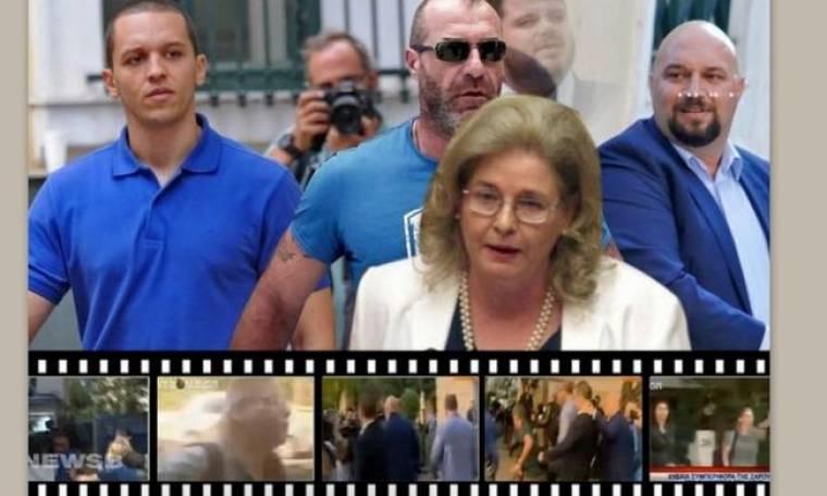 Σωρεία επιθέσεων βουλευτών της Χρυσής Αυγής σε δημοσιογράφους (vids)