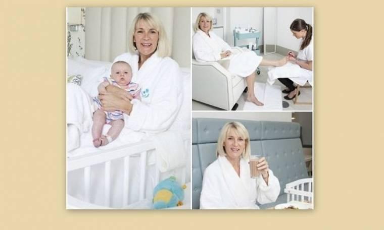 Spa μητρότητας! Ένας παράδεισος για τις νέες- άυπνες- ταλαιπωρημένες μάνες