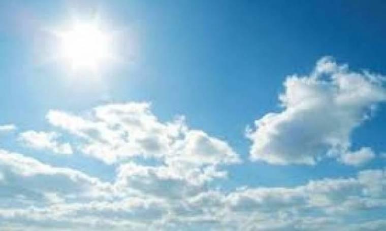 Άνοδος της θερμοκρασίας τις επόμενες ημέρες