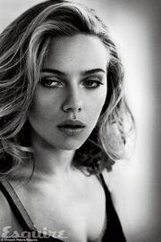 Scarlett Johansson: Για δεύτερη φορά ανακηρύχτηκε η πιο σέξι γυναίκα του κόσμου!