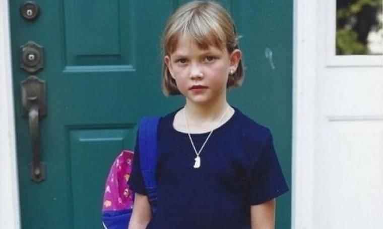 Ποιο μοντέλο είναι το κοριτσάκι της φωτογραφίας;