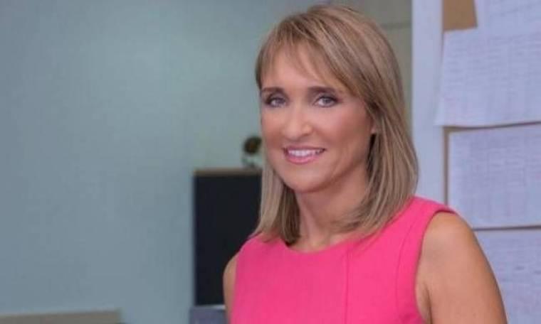 Ζαχαρέα: Τι λέει για το πρώτο δελτίο ειδήσεων και την επιστροφή της στην τηλεόραση